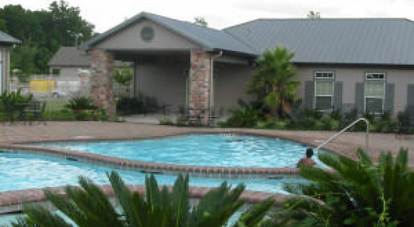 Pool at Listing #144502