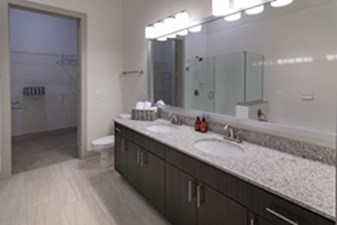 Bathroom at Listing #296439