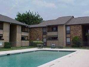 Pool Area at Listing #136139