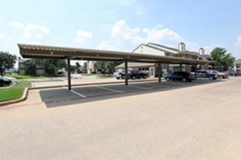 Covered Parking at Listing #136080