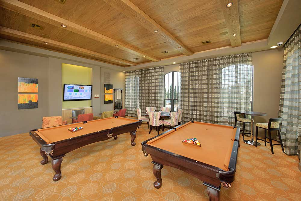 Gameroom at Listing #151567