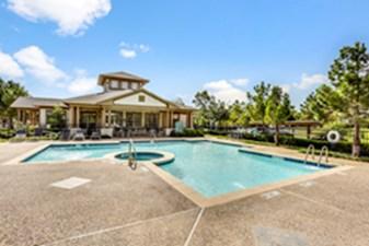 Pool at Listing #138120