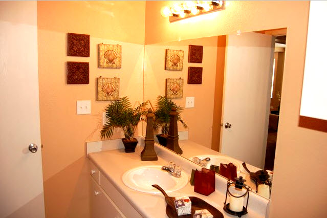 Bathroom at Listing #140102