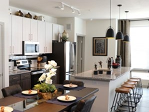 Dining/Kitchen at Listing #310342