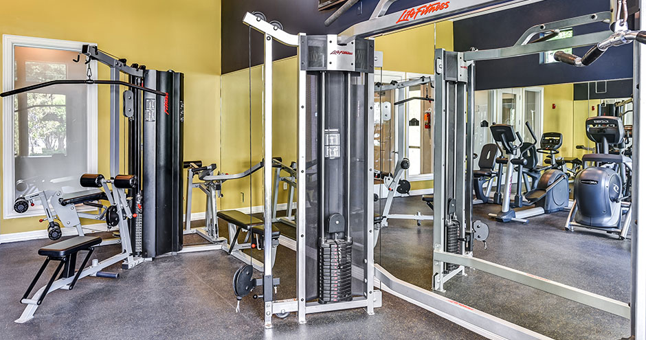 Fitness at Listing #138092