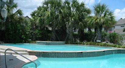 Pool at Listing #139451