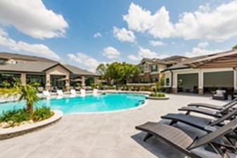 Pool at Listing #138141