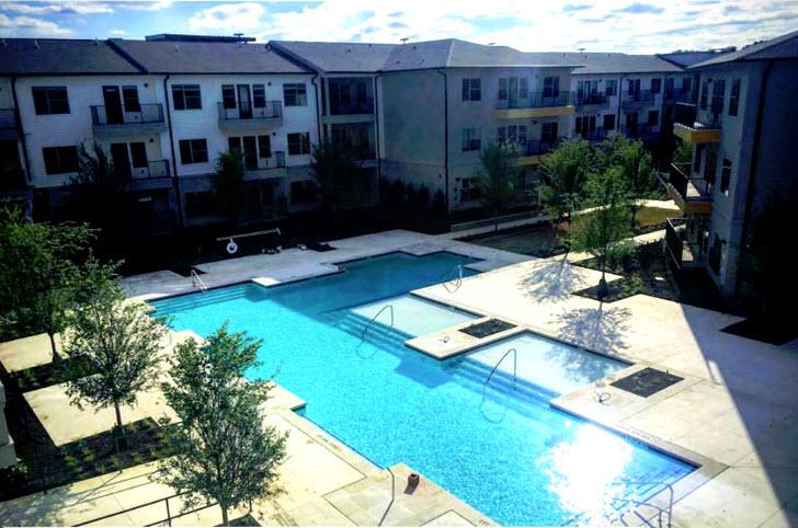 Pool at Listing #262329