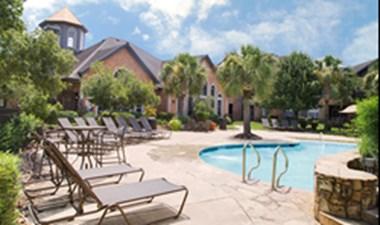 Pool at Listing #138672