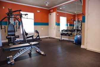 Fitness Center at Listing #140666