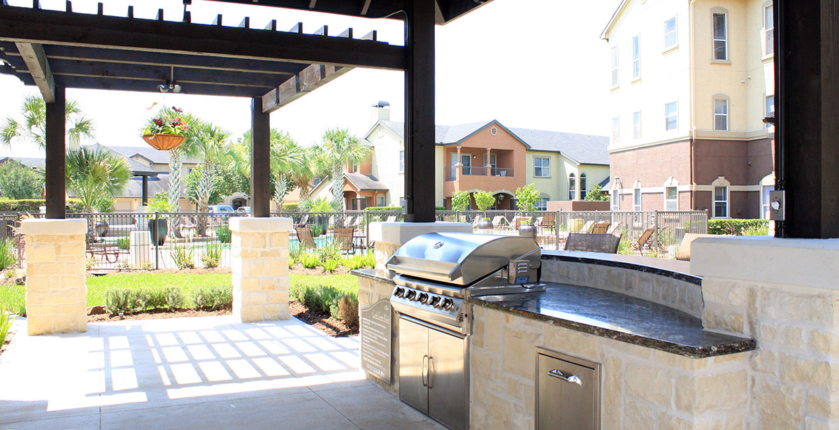 BBQ at Listing #138531