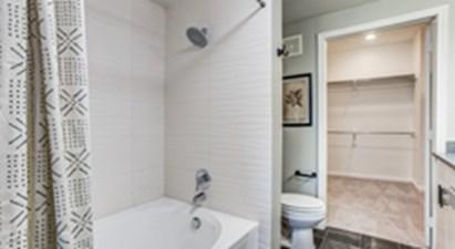 Bathroom at Listing #144608