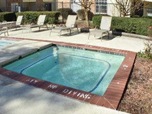 Hot Tub at Listing #217466