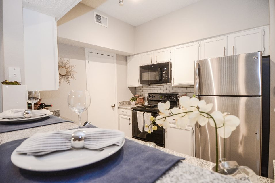 Kitchen at Listing #141372