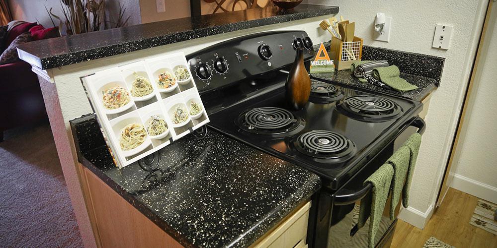 Kitchen at Listing #141300