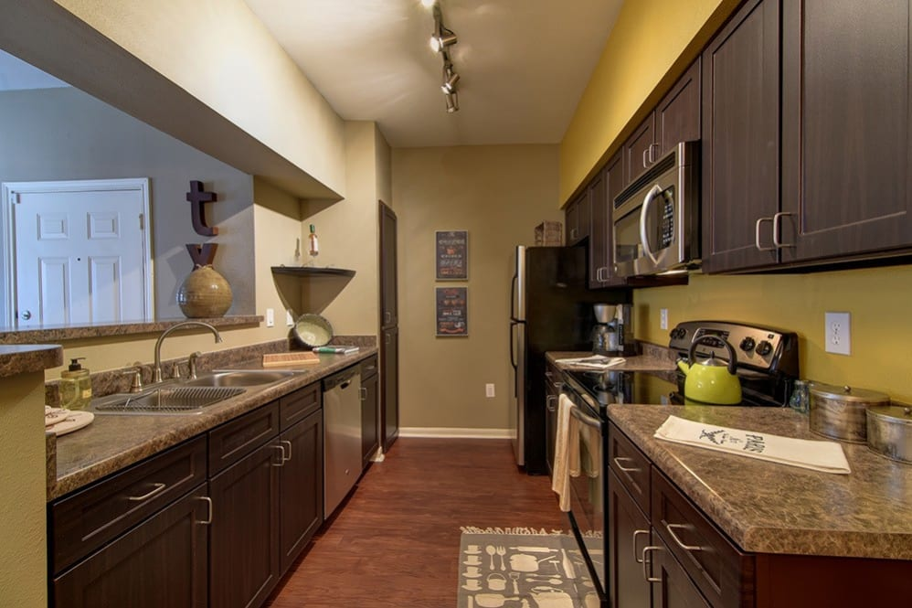 Kitchen at Listing #141452