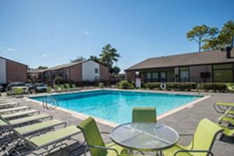 Pool at Listing #139901