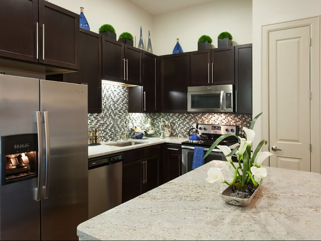 Kitchen at Listing #152216