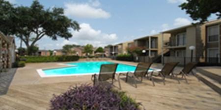 Pool at Listing #139953