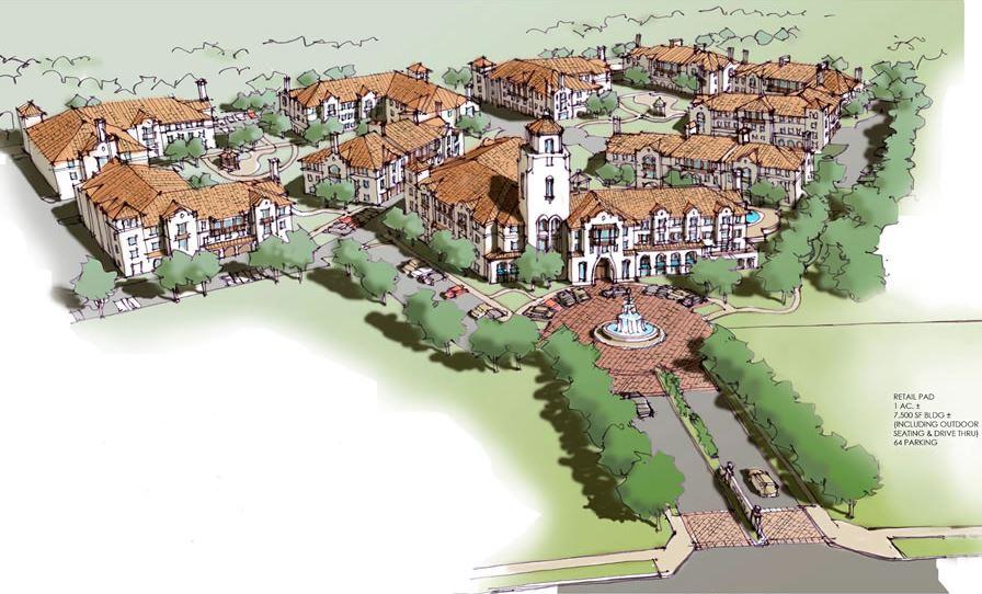 Villaggio ApartmentsMansfieldTX