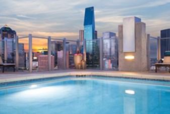 Pool at Listing #243486
