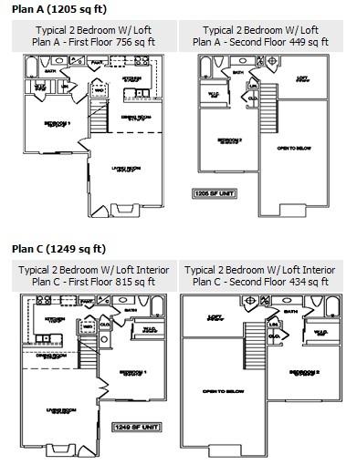 1,382 sq. ft. floor plan