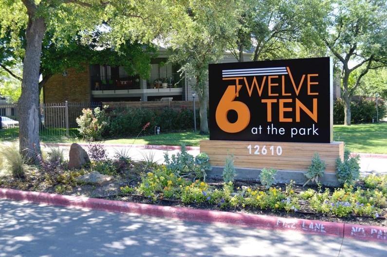 Twelve 6 Ten at the Park Apartments