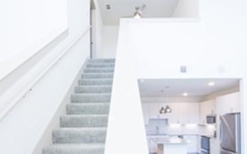 Stairway at Listing #293422
