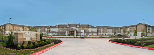 Oak Park Apartments Katy TX