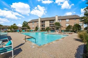 Pool at Listing #138142