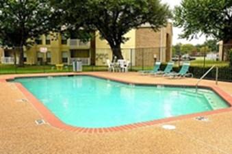 Pool at Listing #135681