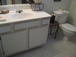 Bathroom at Listing #137750