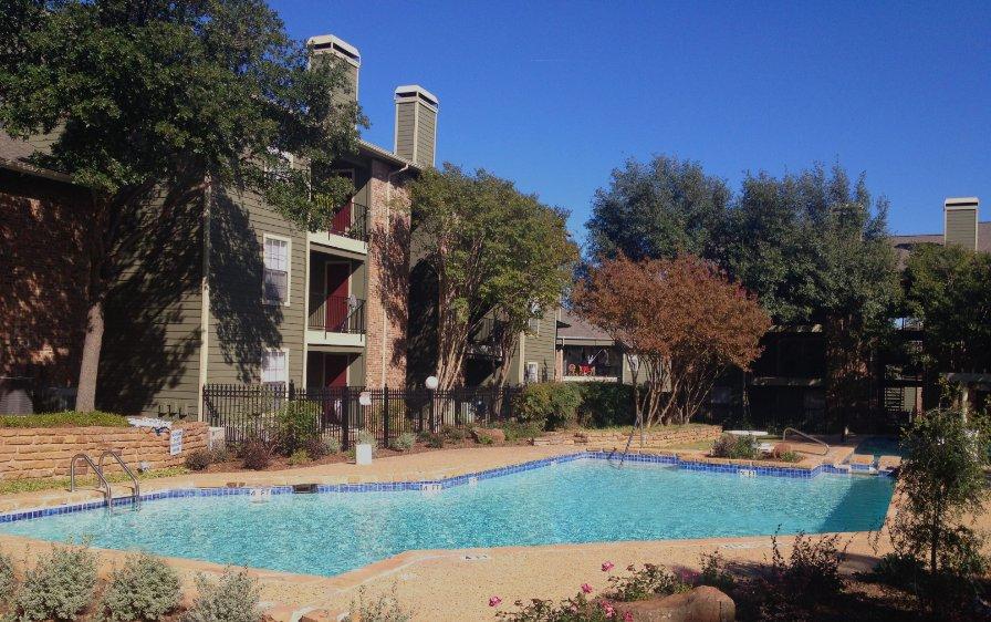 Pool at Listing #136350