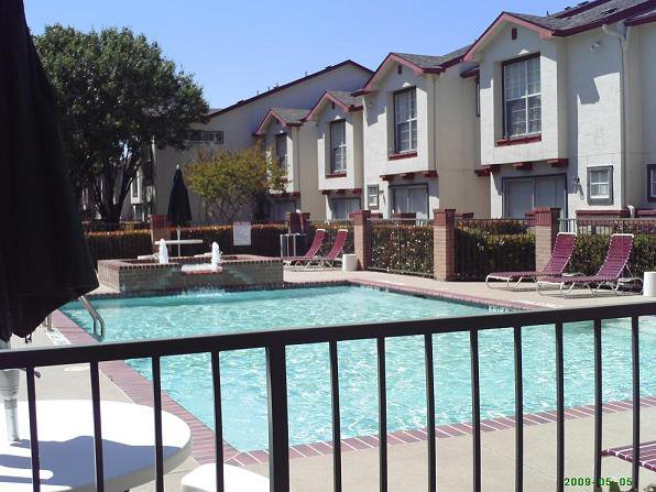 Pool at Listing #137410