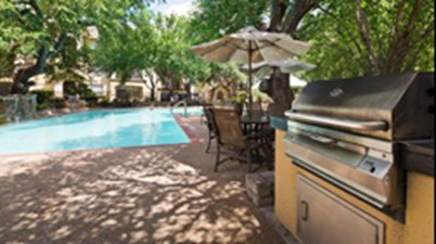 Pool at Listing #141423
