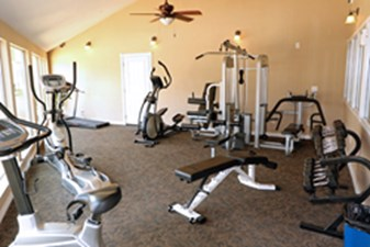 Fitness Center at Listing #138756