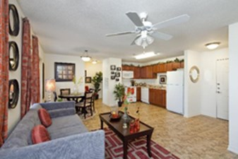 Living Area at Listing #151535