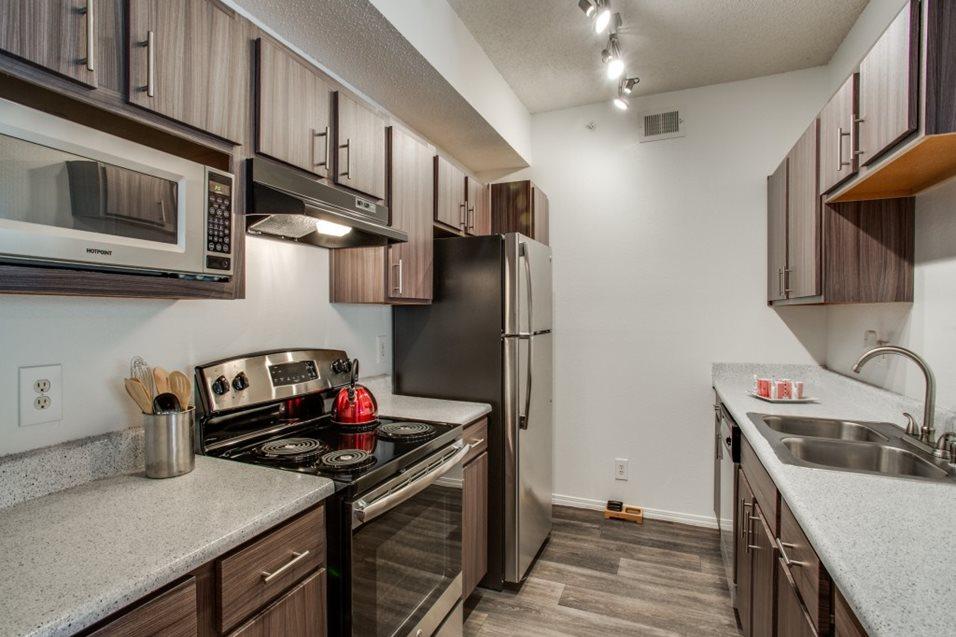 Kitchen at Listing #137617