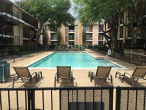 Pool at Listing #135741