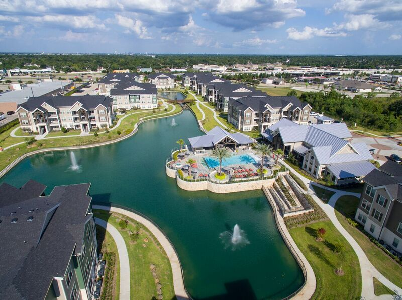 Aerial View at Listing #282116
