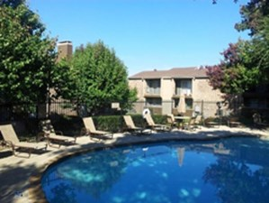 Pool at Listing #135817