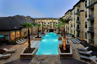Pool at Listing #258645