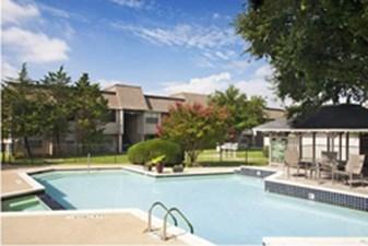 Pool at Listing #137383