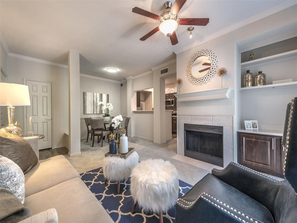 Living/Dining at Listing #137838