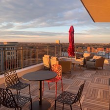 Rooftop Deck at Listing #252379