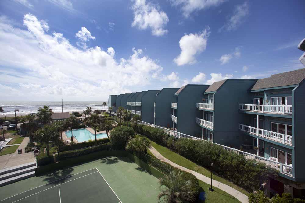 Oceanfront Lofts Galveston TX