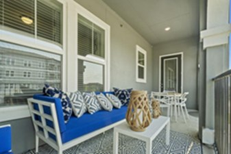 Patio at Listing #302202