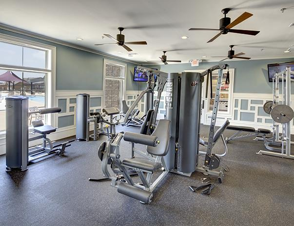 Fitness at Listing #268423