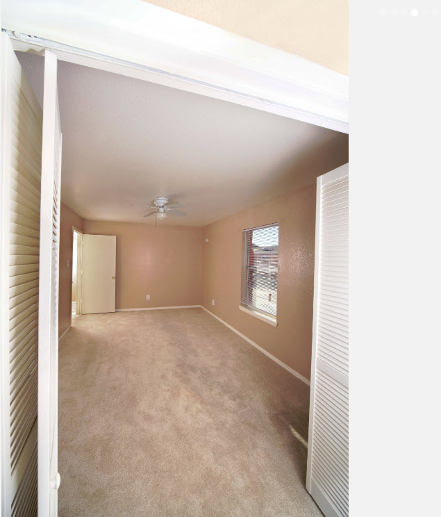 Bedroom at Listing #139265