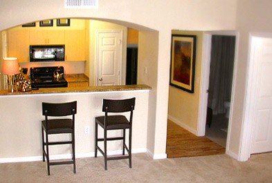 Model Bar Area at Listing #144256